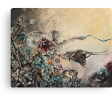 An Offering For Absolution Canvas Print