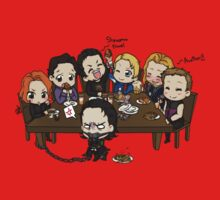 The Avengers by tinylittlebird