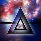 All Seeing Eye of the Galaxy by Tr0y