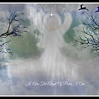 MIDNIGHT ANGEL OF PEACE/ for all you wonderful artist friends by Sherri     Nicholas