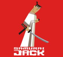 Samurai Jack by Chris Johnson