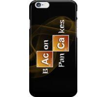 Makin Bacon Pancakes iPhone Case/Skin
