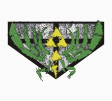 Hardcore Survey Corps - Triforce Mashup {Green} by SwankyOctopus