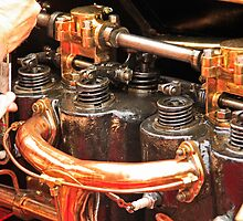 Valves and Springs by Gary Horner