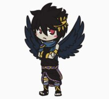 Dark Pit Chibi by KumoriDragon