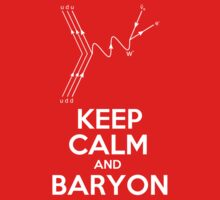 Keep Calm and Baryon by -HG-