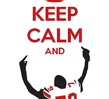 Keep Calm and Go Bucks by mwatts44