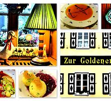 Zur Goldenen Gans Pasing by ©The Creative  Minds