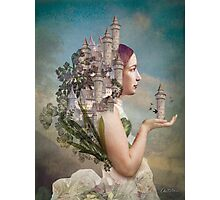 My Home is my Castle Photographic Print