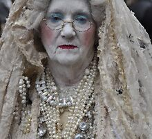 Miss Havisham (Charles Dickens) by jessiejoe