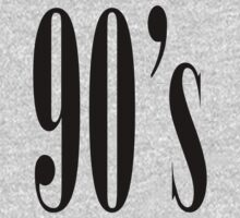 90's by Whiteland