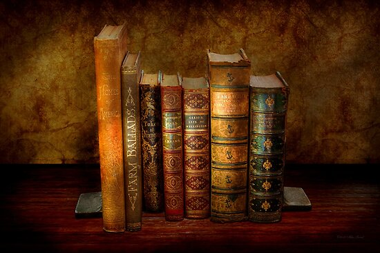 Librarian - Writer - Antiquarian books by Mike  Savad