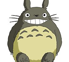 Totoro by jacob811