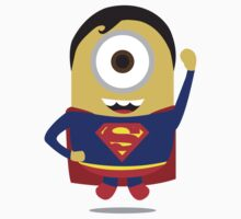 Superman Minion by MBLOCK