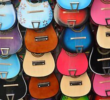 pick your guitar.. by JOSEPHMAZZUCCO