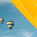 Hot Air Balloons by Barry Culling