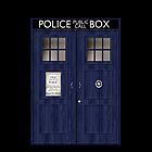 Tardis by CeruleanSound