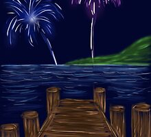 Just Watch the Fireworks by Paxton Tatum