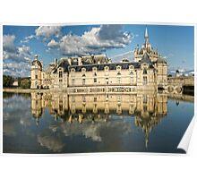 Le Grand Château de Chantilly  © Poster
