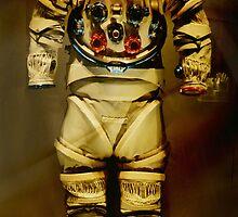 Astronaut Suit by ArtByRuta