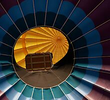 Hot Air Balloon by donberry
