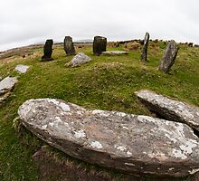 Dunbeacon Stone Circle by donberry