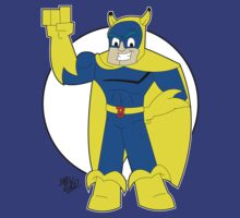 Bananaman by DrewBird