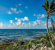 Riviera Maya Mexico by Bernd F. Laeschke