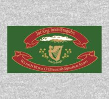US Green Regiment Flag by cadellin