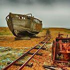 Dungeness by Jonathan Goddard