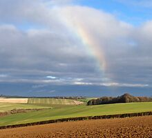 Rainbow Panorama by mikebov
