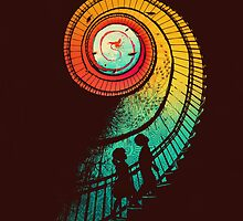 Journey of a thousand miles by Budi Satria Kwan