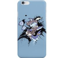 Midnight Lute iPhone Case/Skin