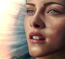 Kristen Stewart by Richard Eijkenbroek