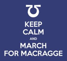March for Macragge by moombax