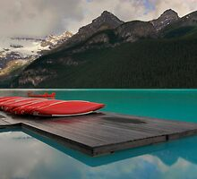 Lake Louise by Michael Shake