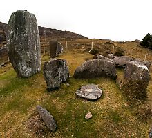 Cashelkeelty Stone Circle by donberry