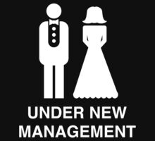 Bride and Groom. Under new management by bridal