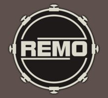 Remo In Drum New  decoration Clothing & Stickers by goodmusic