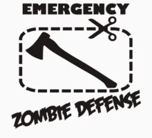 Emergency Zombie Defense by SeijiArt