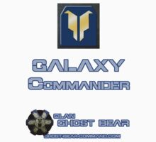 Clan Ghost Bear Rank: Galaxy Commander by CGBCoffiNail