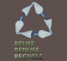 Plastic Bottles Recycle by SteliosPap92