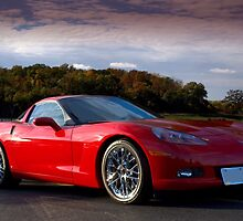2008 Corvette by TeeMack