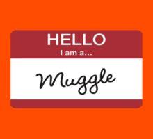 Hello i'm a MUGGLE by oPac