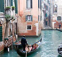 gondola time by milena boeva