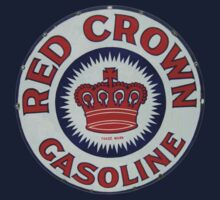 Red Crown Gasoline by SteliosPap92