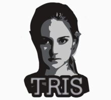 Tris Prior, Divergent by FlashGoat