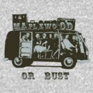 Maplewood Or Bust! by ONE WORLD by High Street Design