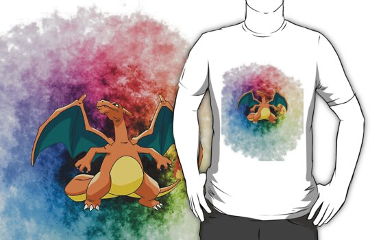 Charizard Art Design by swagmasta