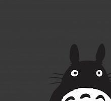 Totoro desu! by fujin-chan